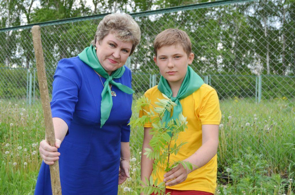 Посади дерево - вырасти сад!